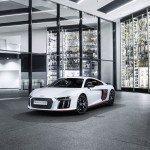 Audi představuje novou limitovanou edici R8