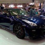 Evropská premiéra Nissanu GT-R 2017
