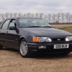 Na prodej je Clarksonova Sierra Cosworth