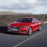 Audi představuje novou A5