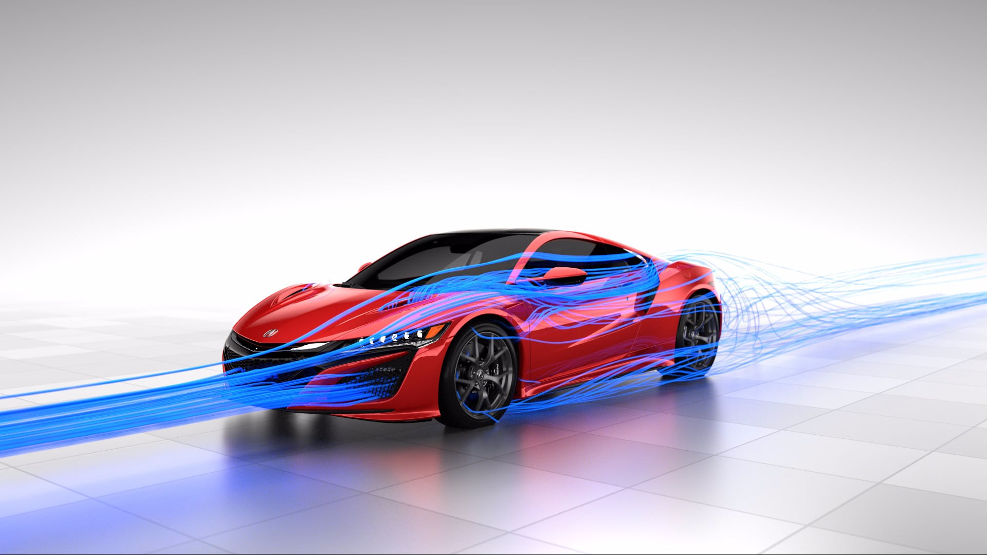 NSX Total Airflow Management CFD Airflow Paths