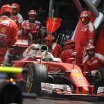 F1: Velké zklamání rudých