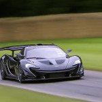 McLaren P1 LM – nejrychlejší stroj v Goodwoodu