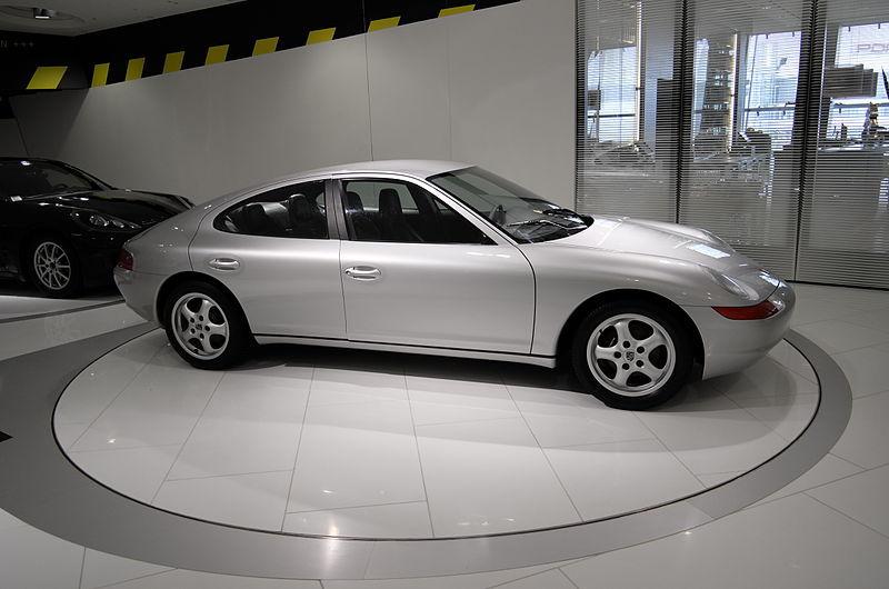 Porsche_989_Prototyp_Seitenansicht