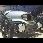 Morgan představuje limitovanou edici extravagantního 3EV