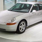 Panamera nebyla první limuzína Porsche