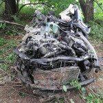 Mladík jen o vlásek unikl smrti, poznáte v jakém voze havaroval?