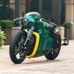 Jedinečný motocykl Lotus je na prodej, ceně neuvěříte