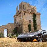 Lamborghini Centenario poprvé na trati