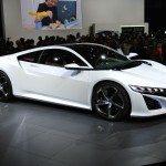 """Honda již příští rok představí """"baby NSX"""""""