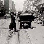 Jak vypadala doprava před 110 lety? Naprosto šíleně!
