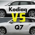 Srovnání: Škoda Koidaq vs. Audi Q7