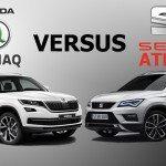 Designový souboj – Kodiaq vs Ateca
