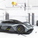 Aston Martin odhalil podrobnosti o chystaném hypersportu! Víme vše!
