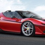 Ferrari odhalilo exkluzivní specialitu pro Japonsko