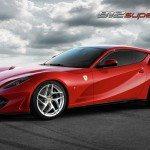 Ferrari odhalilo svou novou vlajkovou loď
