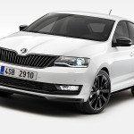Škoda Rapid 2017 – Facelift se opět týká světel