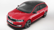 2017 Škoda Rapid Facelif Spaceback
