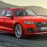Nové Audi SQ5  – nebývalý rychlík