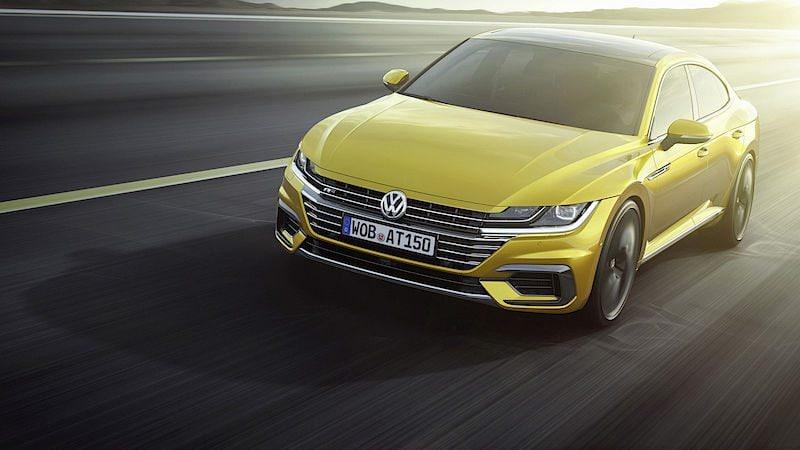 2017 Volkswagen Arteon 002
