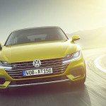 Nový Volkswagen Arteon byl odhalen v Ženevě