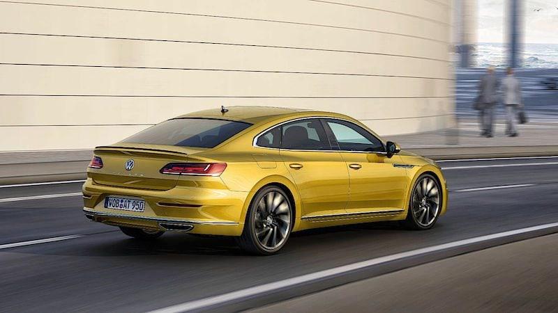 2017 Volkswagen Arteon 006