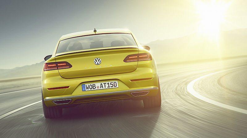 2017 Volkswagen Arteon 007