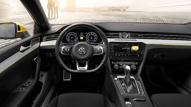 2017 Volkswagen Arteon 012
