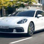 Panamera jako kombík? Porsche představilo verzi Sport Turismo
