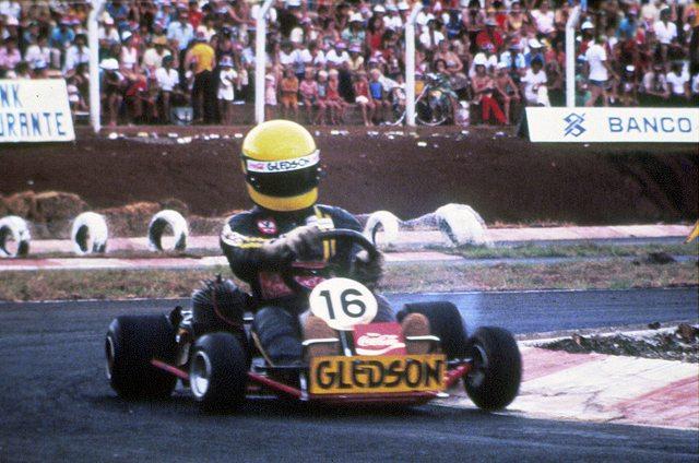 Ayrton_Senna_motokáry