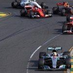 Formule 1 – kalendář závodů F1 2017