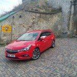 TEST: Opel Astra Sports Tourer 1.6 Turbo 200k – Zaslouží si svůj titul?