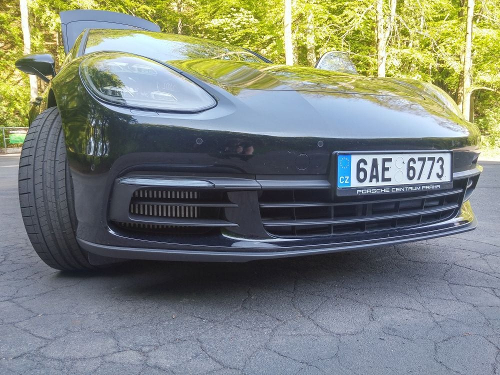 Test Porsche Panamera