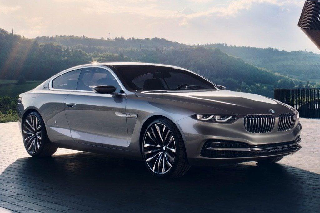 BMW 8 2017