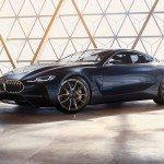 Nová řada 8 – budoucí vlajková loď BMW