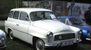 Škoda octavia kombi 1959