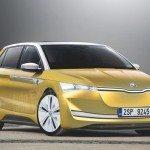 Škoda vrátí do hry vůz Felicia s elektromotorem