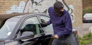 zabezpečení auta