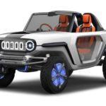 Suzuki představila elektrický teréňák