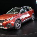 Peugeot 3008 Evropské auto roku 2017