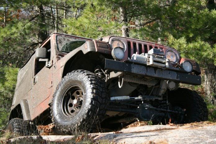4WD - Jeep