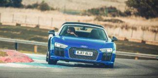 Audi R8 Plus Spyder
