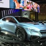 Jak vypadá nástupce Subaru WRX STI