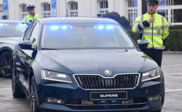 policejní Superb