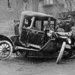 Co způsobilo historicky první smrtelnou nehodu?