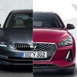 Hyundai i30 vs Škoda Octavia. Máte tip na vítěze?