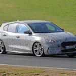 Ford Focus ST – pouze manuál a výkon skoro 400 koní