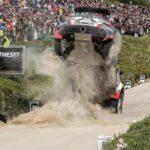 Portugalskou rally vyhrál Neuville. Ogier skončil mimo trať