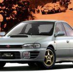 Subaru STI slaví 30 let