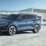 Nový Volkswagen Touareg míří na čínský trh